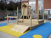 Playground Equipment for Schools - Playfort