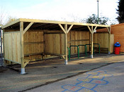 Playdays Playground Equipment - Shelters and Covered Areas