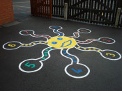 Playground Equipment for Schools - Safety Surfaces & Graphics